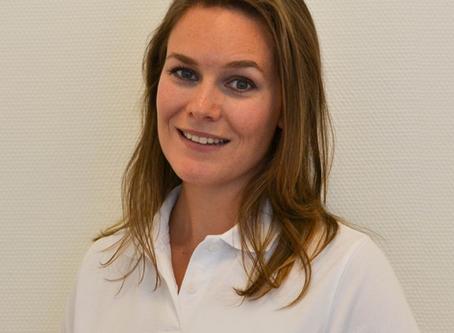 Even voorstellen: Sophie Franken, onze bekkenfysiotherapeute