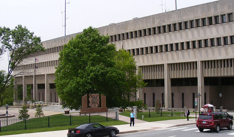 Baltimore County Courts Building, Towson, MD