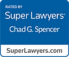 Super Lawyers (Chad G. Spencer)