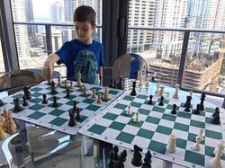 Brickell Chess club