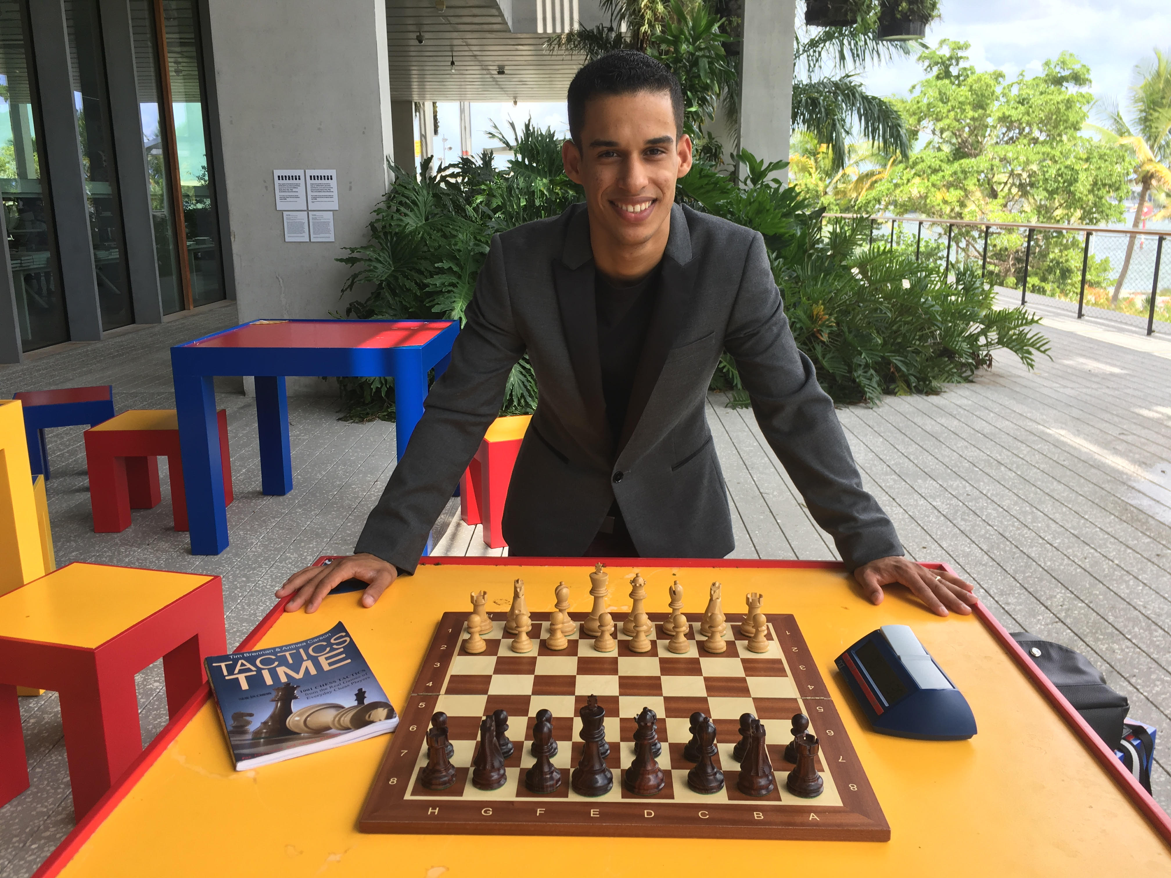 Best Chess coach in South Florida