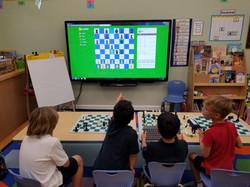 Fisher Island Day School Chess club