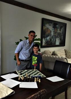 Private Chess lesson in Doral