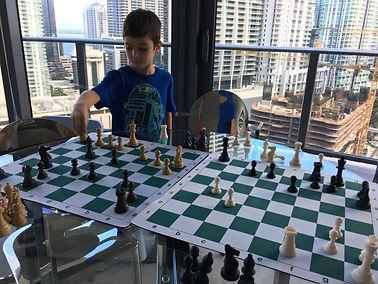 Chess in Miami