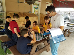 Chess club in Kendall
