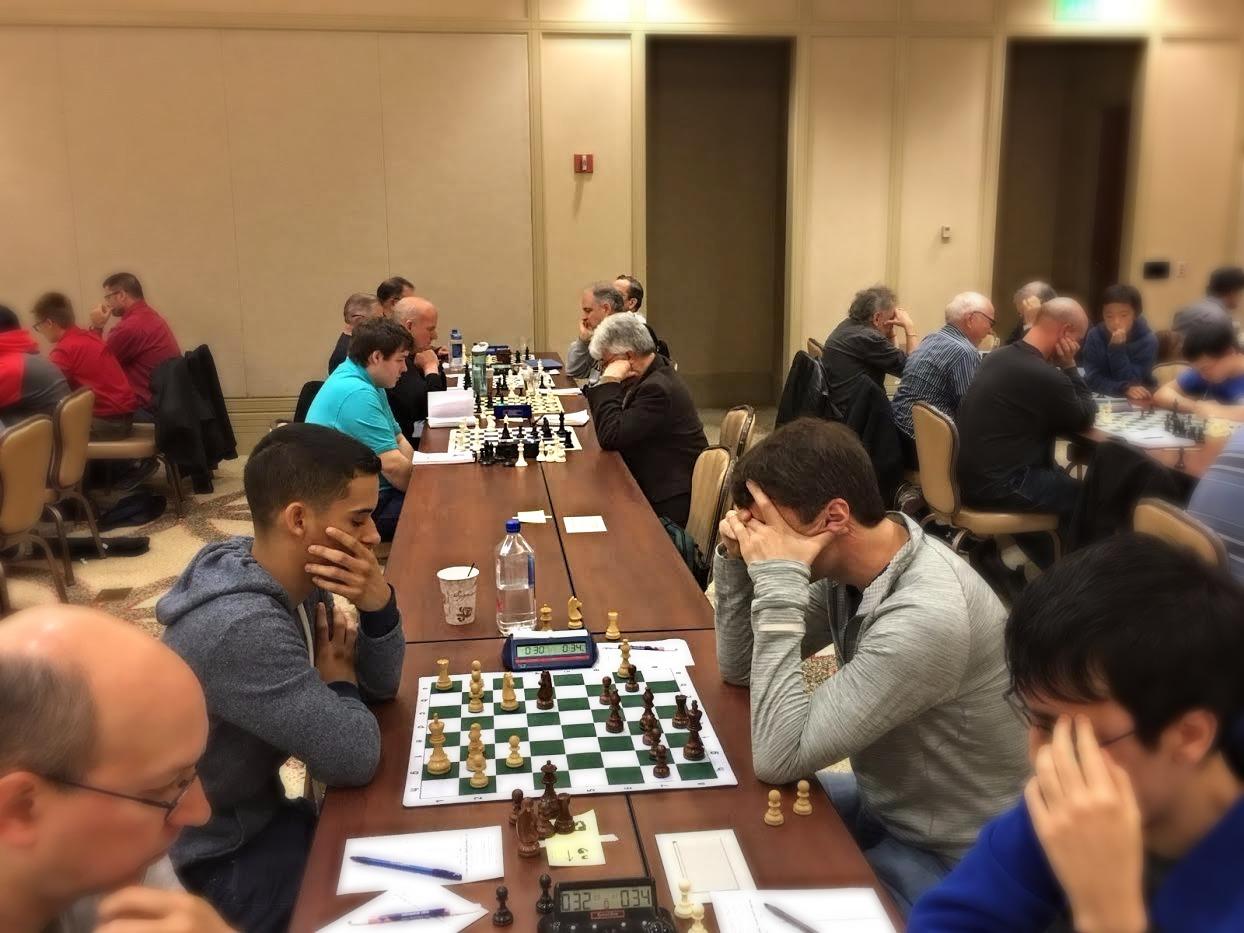 National Master vs Grand Master