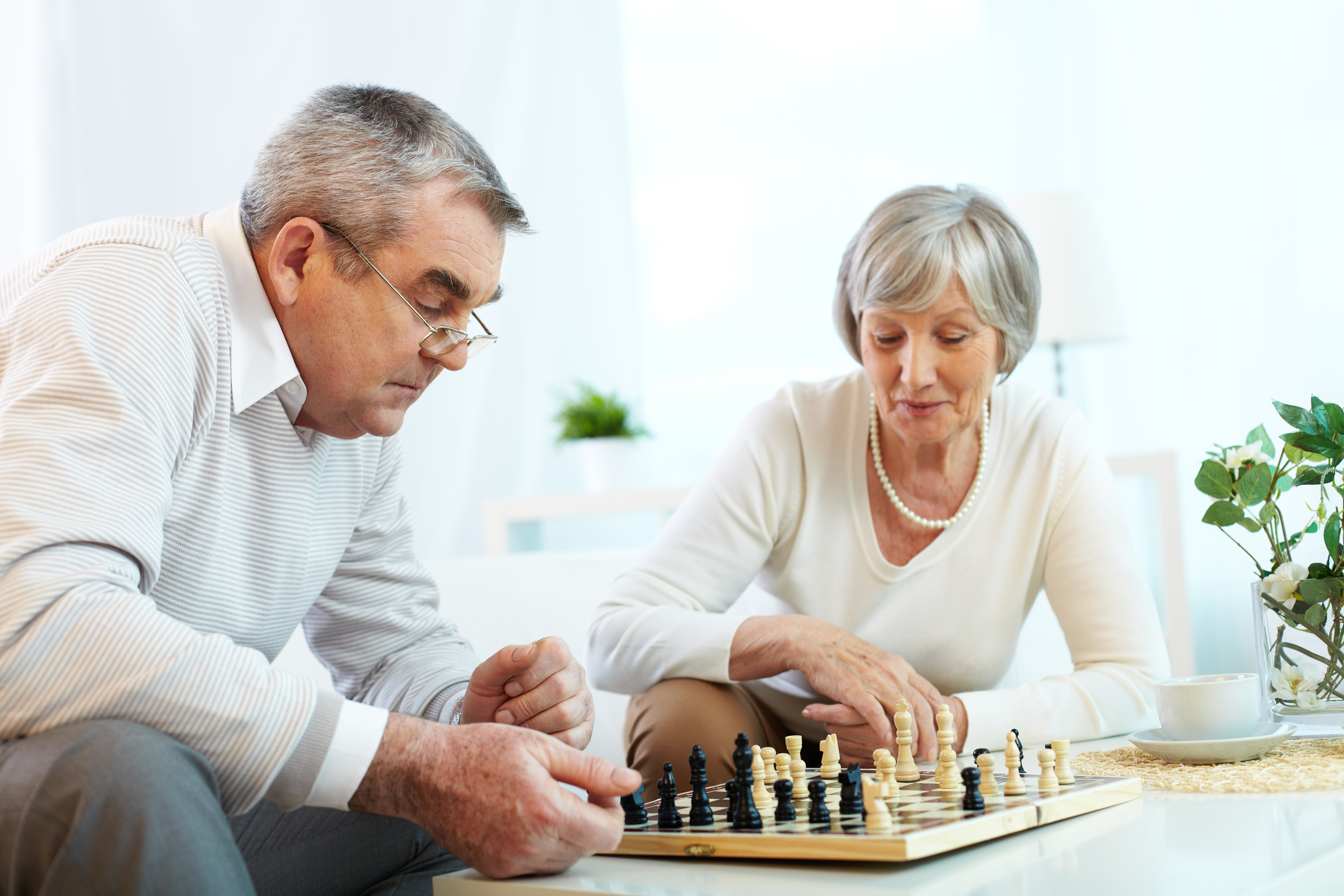 Chess lessons for adults elderly