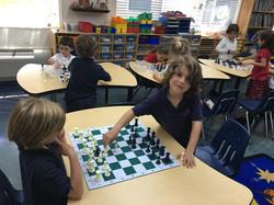 South Pointe Chess club