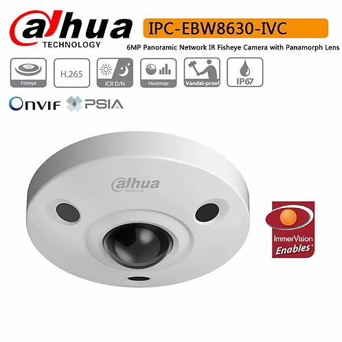 Dahua - IPC-EBW8630-IVC - IP - Fisheye