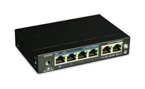 Utepo - UTP3-GSW04-TP60 - Switch - 4 PoE GB