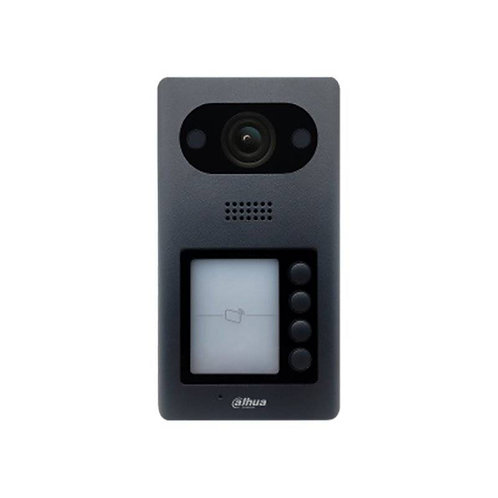 Dahua - VTO3211D-P4 - 4 Knopf Kamera Station - IP