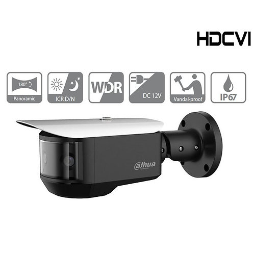 Dahua - HAC-PFW3601P-A180-E3 - HDCVI - Multilens