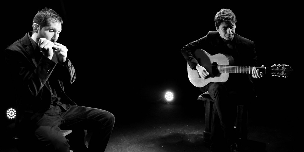 Tango Salon mit live Musik: Dúo Brotzman/Cardozo