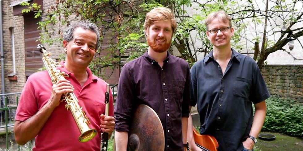 JJJ Trio - Joey Becker, Jasper Hanel & João Gomes
