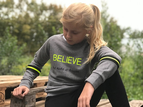 Sweater Tienrz Believe