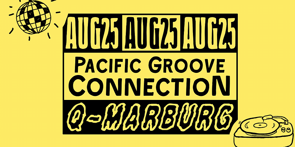 Pacific Groove Connection #3
