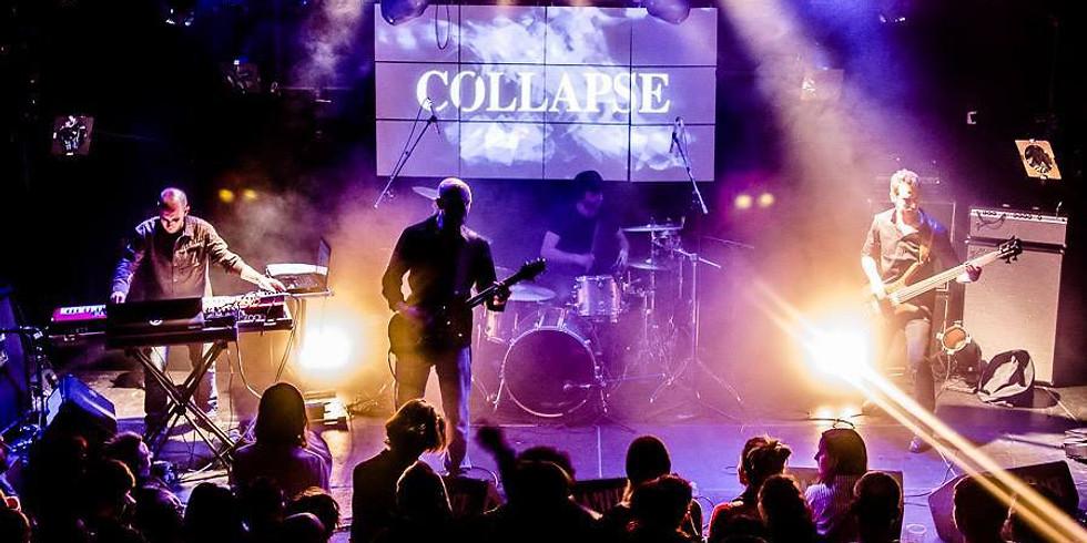 Collapse (FR) / Q Konzert ! Donnerstag !