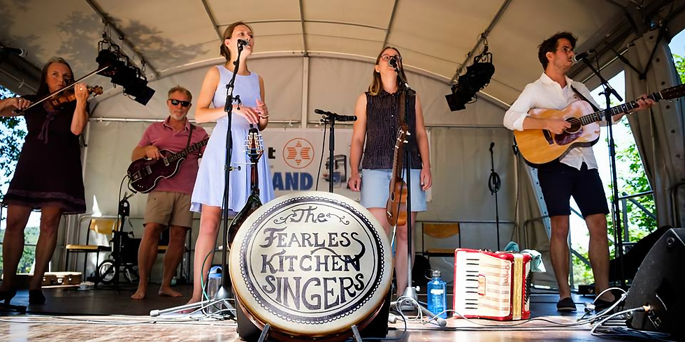 The Fearless Kitchen Singers