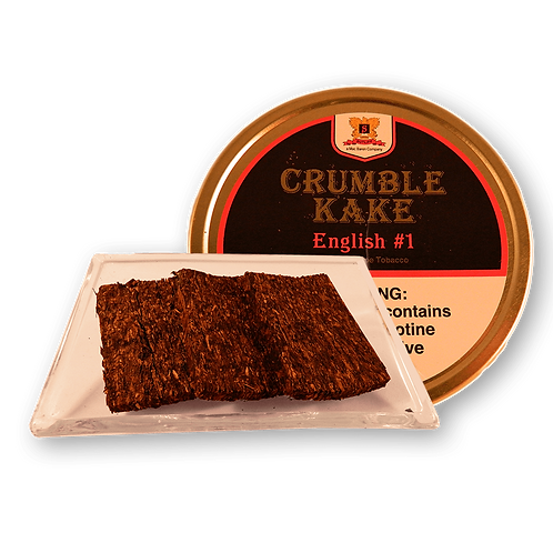 Crumble Kake English #1