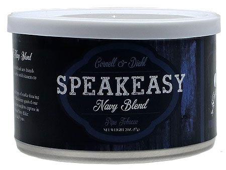 Cornell & Diehl Speakeasy Navy Blend