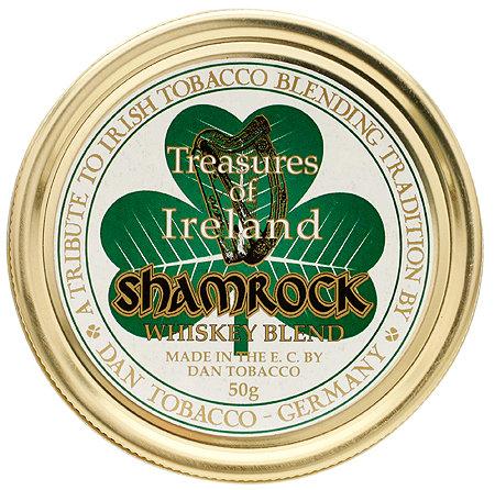 Treasures of Ireland: Shamrock