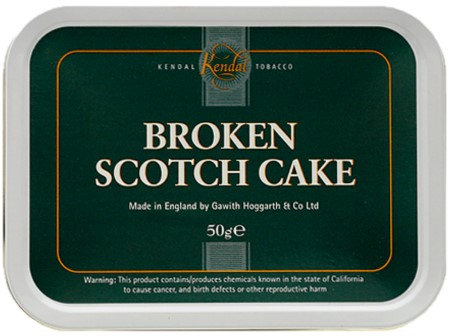 Broken Scotch Cake