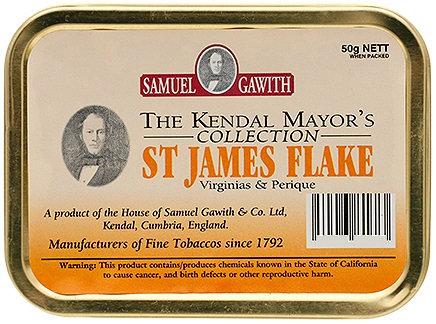 St. James Flake