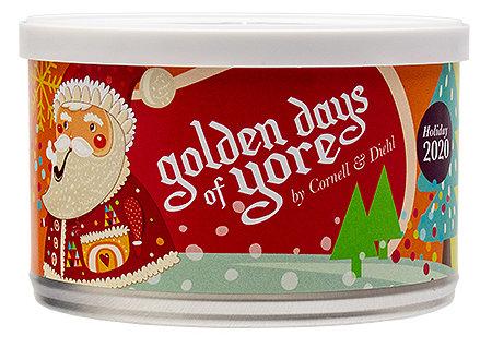 Golden Days of Yore