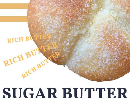 New Sugar Butter Brioche