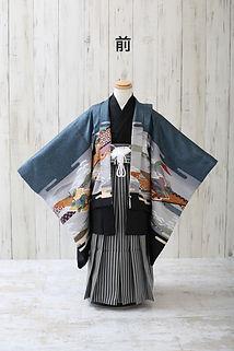 5歳 羽織袴