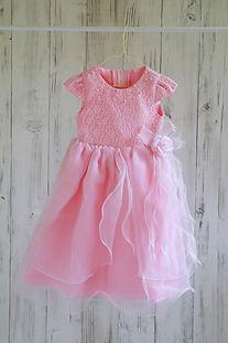 ドレス ピンク 130cm