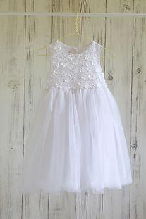 ドレス 白 110cm