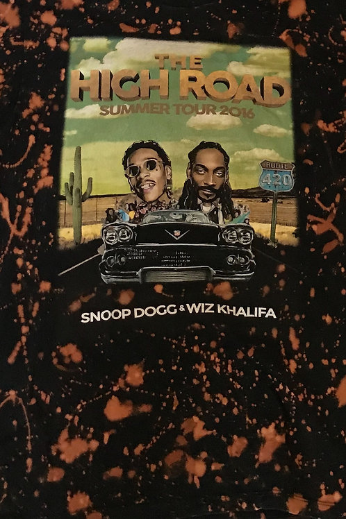 Snoop n Wiz Tee