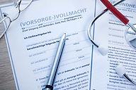 Patientenverfügung Vorsorgevollmacht Tuttlingen Dr. Metzger Hausarzt Allgemeinmedizin Beratung