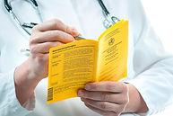 Gelbfieber Impfung Tuttlingen Hausarzt Dr. Metzger Allgemeinmedizin