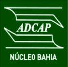 Imprimir LOGO ADCAP-BA FUNDO VERDE LETRA