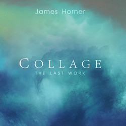 James Horner's Album Collage