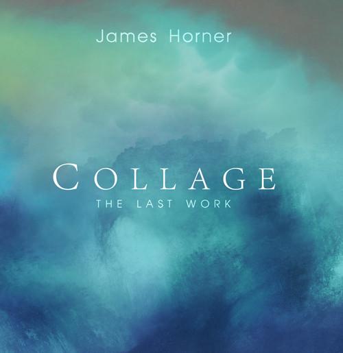 James Horner's Album Collage