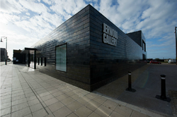 Jerwood gallery in Old Town