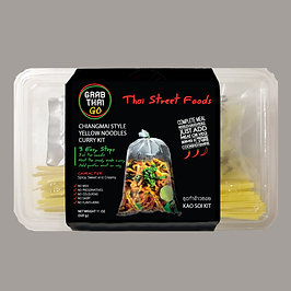 CHIANGMAI STYLE YELLOW NOODLES CURRY KIT