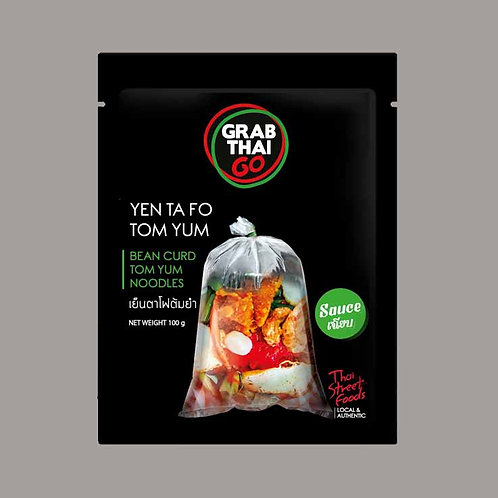 BEAN CURD TOM YUM NOODLES