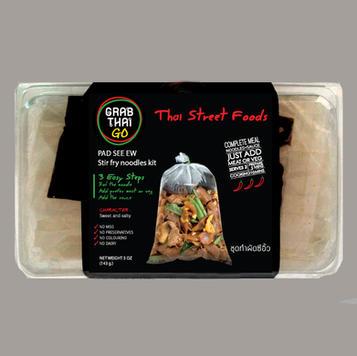 PAD SEE EW Stir fry noodles kit ชุดทำผัดซีอิ้ว