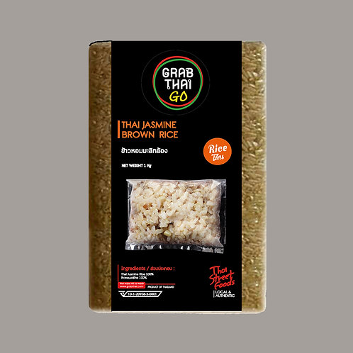 THAI JASMINE BROWN  RICE