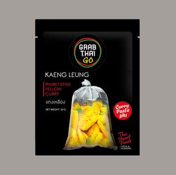PHUKET STYLE YELLOW CURRY พริกแกงเหลือง