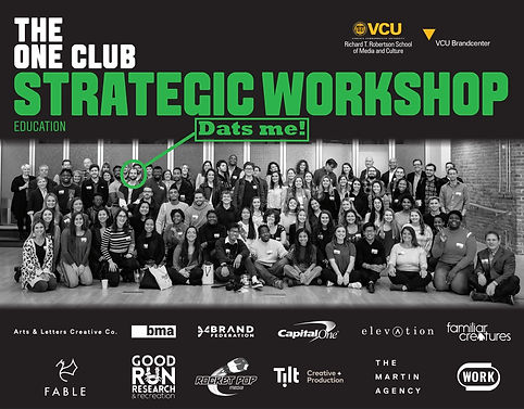 The One Club Strategic Workshop