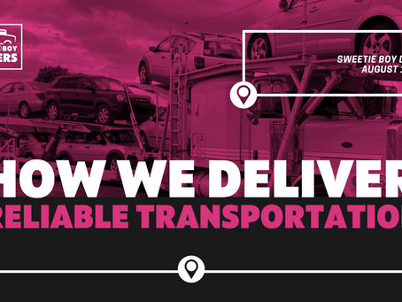 How We Deliver Reliable Transportation