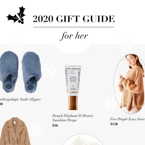 2020 Gift Guide: FOR HER!
