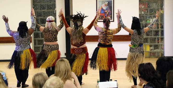 Monday Belly Dance Classes