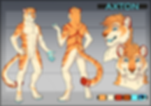Ref Sheet Example