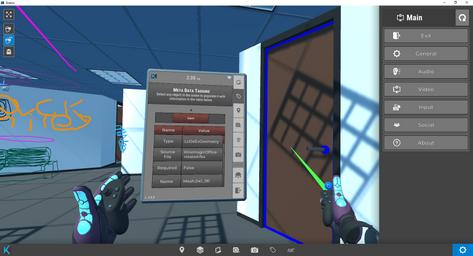 Tagging Tool (VR)